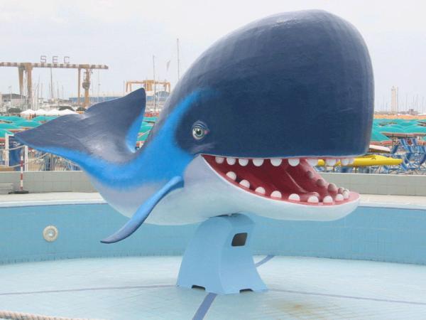 Bagno Balena Viareggio Palestra : Balena bagno balena passeggiata viareggio
